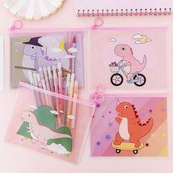 Dukson - Dinosaur Print Pencil Case