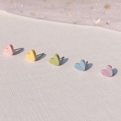 w.sang - Heart Earring / Set