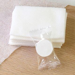 丽塔芙 - 压缩洗脸巾 (50粒)