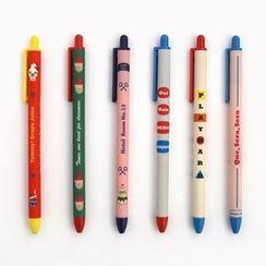 Full House(フルハウス) - Romane - Ballpoint Pen 0.38mm