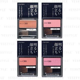 Shiseido - Integrate Gracy Cheek Color - 4 Types