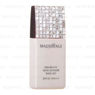 Shiseido - Maquillage Dramatic Skin Sensor Base UV SPF 25 PA+++