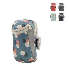 Lezi Bags - Floral Print Sport Arm Pouch