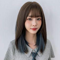 SEVENQ - 長款假髮 / 頭髮護理套裝