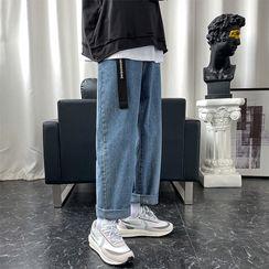 Avilion(アヴィリオン) - Straight Leg Jeans