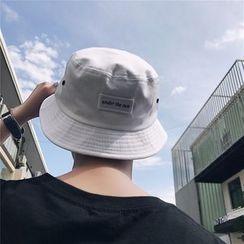 Lazi Boi - 情侣款字母渔夫帽