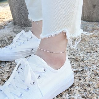 Phoenoa - 925 Sterling Silver Anklet