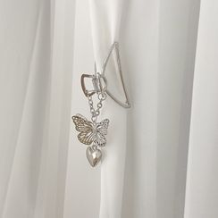 True Glam - Butterfly Hollow Hair Claw Clip