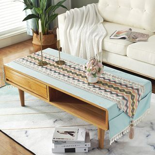 iMpressee - Printed Coffee Table Cloth / Table Runner