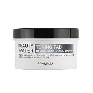 SON & PARK - Beauty Water Toning Pad