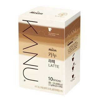 Dongsuh - Maxim Kanu Latte 13.5g x10