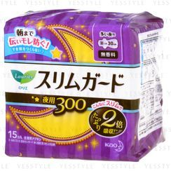 Kao - Laurier Speed Night Wing Feminine Pads 30cm