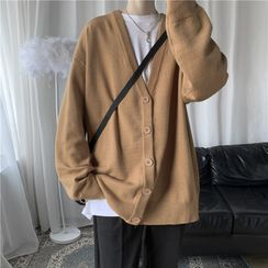 FOEV - Plain Cardigan