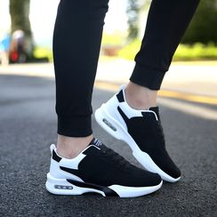Signore - Two-Tone Athletic Sneakers