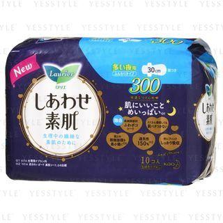 花王 - 乐而雅F系列超量多夜用护翼卫生巾 30cm