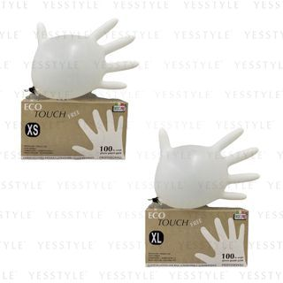 PEHY - Eco Touch Free Gloves 50 pairs