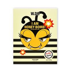 W.DRESSROOM - I Am Honey Bomb Cellulose Sheet Mask Set 10pcs