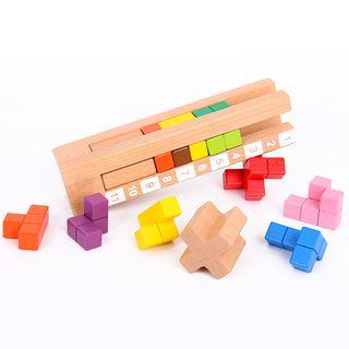 Hello Mammy - 3D Tetris Toy Block