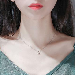 Honne - 純銀短款項鏈