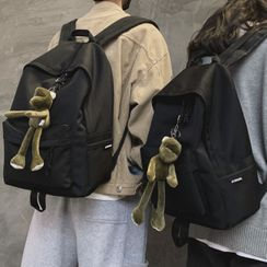 Anna Momo - Lightweight Plain Backpack