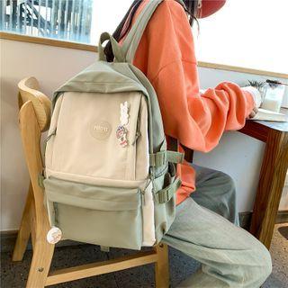 Gokk(ゴック) - Two-Tone Lightweight Backpack