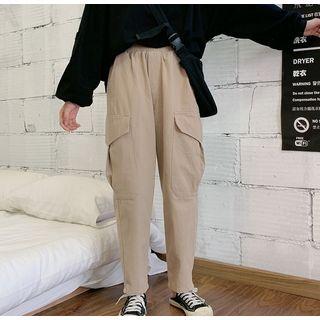 LEMONADE - Cargo Harem Pants