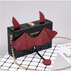 Cat Palace - Devil Crossbody Bag