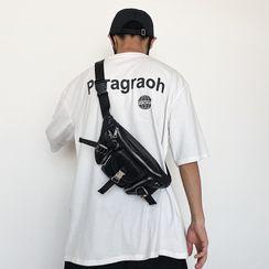 Carryme - Pocket Detail Sling Bag