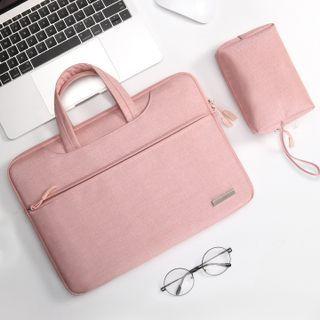 Silviuster - Laptop Bag / Zip Pouch / Set