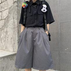 Banash - Plain Shorts