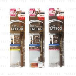 K-Palette - 1 Day Tattoo Lasting 2 Way Eyebrow Liquid - 3 Types