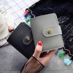 RAINBOWXX - Faux Leather Wallet