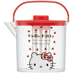 Skater - Hello Kitty 塑胶水壶 1200ml