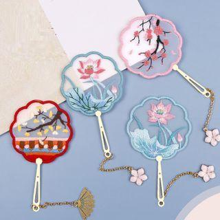 Anffleur - Embroidery Bookmark DIY Kit
