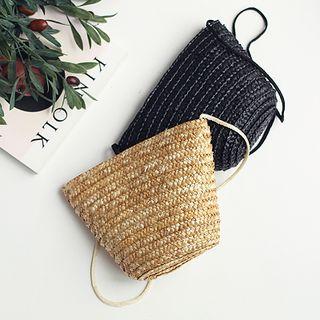 iswas - Wood Cross body Bag