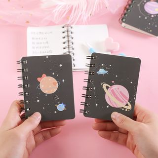 Dukson - Planet Small Notebook