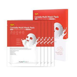 PUREFORET - Centella Multi Mask Pack Set