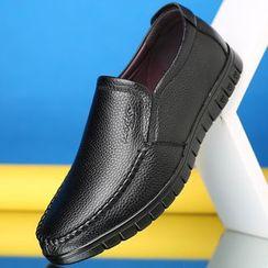 TYCOON - 真皮樂福鞋