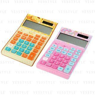 Sanrio - 12-Digit Big Display Calculator - 5 Types