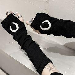 Chisan - Semi Circle Jacquard Gloves