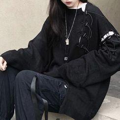 LINSI - 开衩毛衣 / 长袖T裇