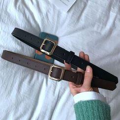 Charm n Style - Octagonal Buckle Belt