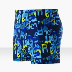 Charmaine - Lettering Swim Shorts