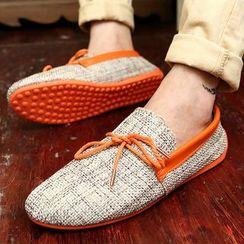 Auxen - 混色乐福鞋