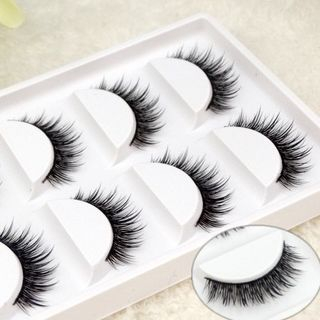 Aimo - Set of 5 Pairs: False Eyelashes