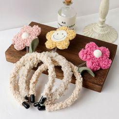 Koi Kawaii - Chenille Flower Headband