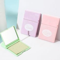 Choyu - Portable Mirror with Blotting Paper