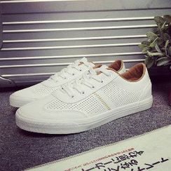Solejoy - Lace-Up Sneakers