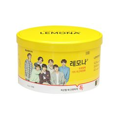 LEMONA - Vitamin Powder BTS Special Edition Oval Can (Random Member)