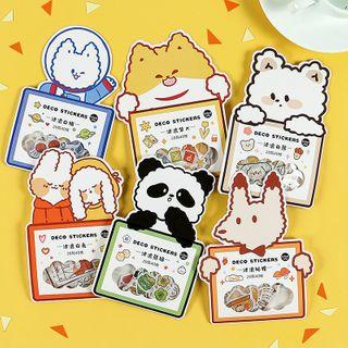 Padeen - Cartoon Sticker